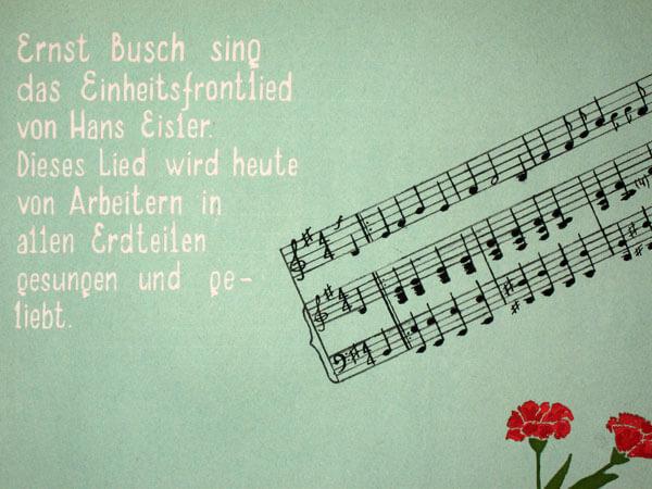 Schüler-Album für Ernst Busch (Seite 4)