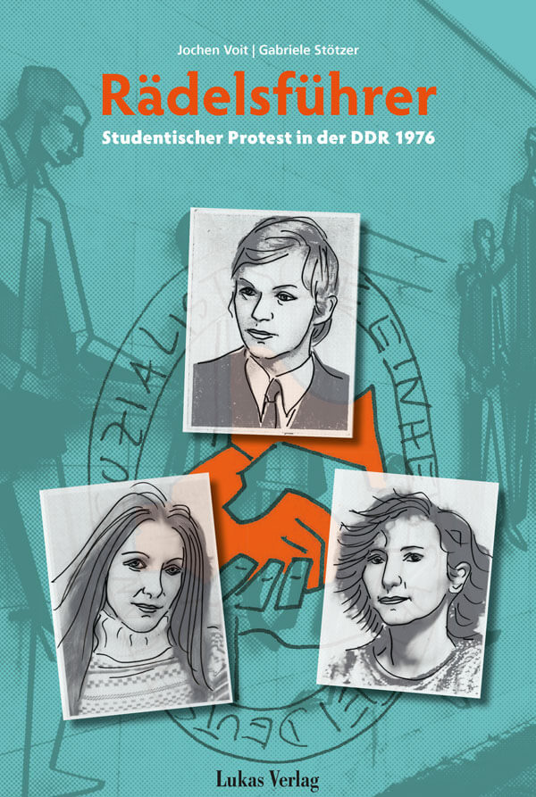 Buchcover Rädelsführer