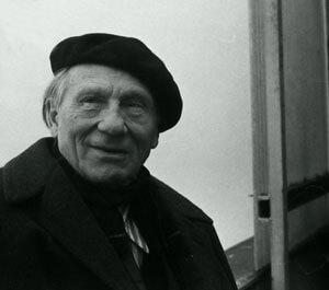 Ernst Busch 1978 (Foto: Heide Breitel)