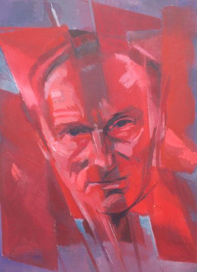 Ernst Busch (Maler unbekannt)