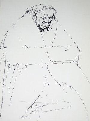 Ernst Busch als Galilei
