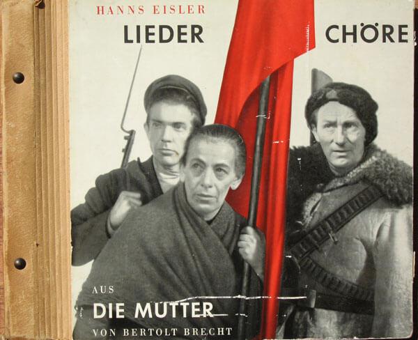 ''Die Mutter'' mit Helene Weigel und Ernst Busch