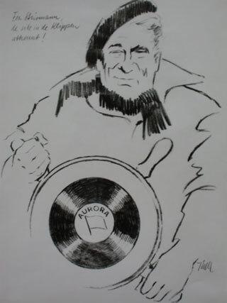 Ernst Busch als Steuermann