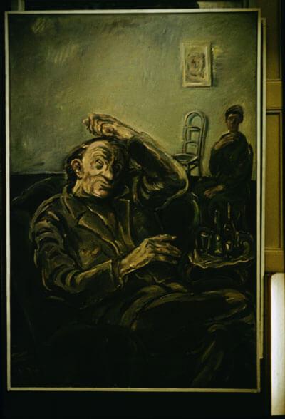 Ronald Paris: Ernst Busch II (Foto: Hermann Raum)