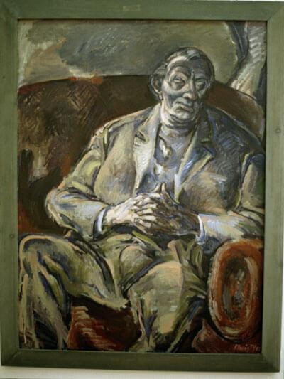 Ronald Paris: Ernst Busch I (Foto: Hermann Raum)