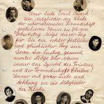 Brief sowjetischer Schüler an Ernst Busch