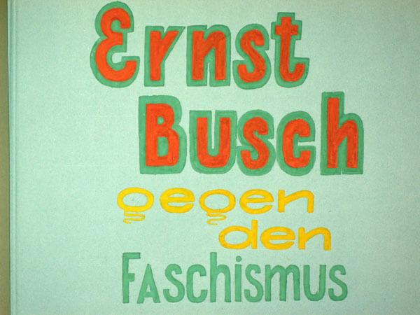 Schüler-Album für Ernst Busch (Seite 10)