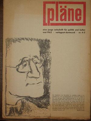Pläne-Heft 4-5/62